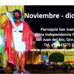 Hoja parroquial noviembre - diciembre 2015
