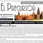 Hoja Parroquial Mayo-Junio 2017